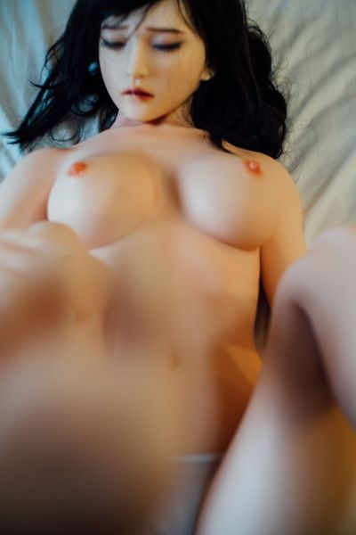 Premium silicone sex doll Laura