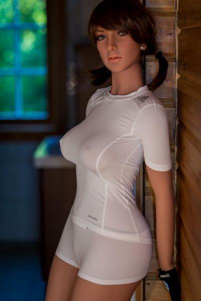 Kicki Premium TPE sex doll