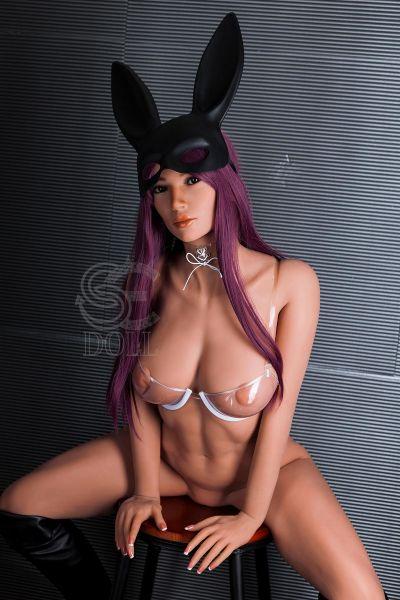 Elysa Premium TPE sex doll