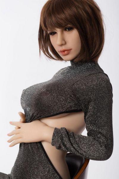 Premium silicone sex doll Cora