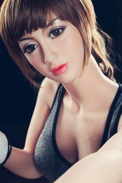 Premium silicone sex doll Julie