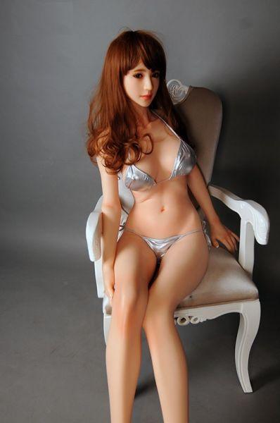 Premium silicone sex doll Klara