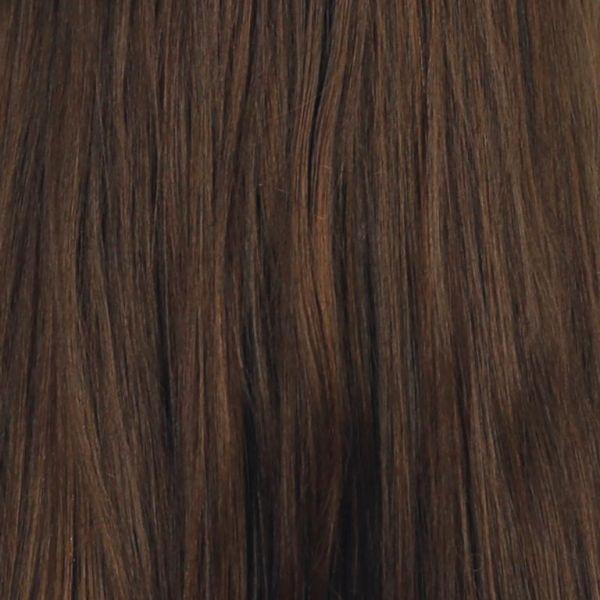 Brown implemented Hair - long