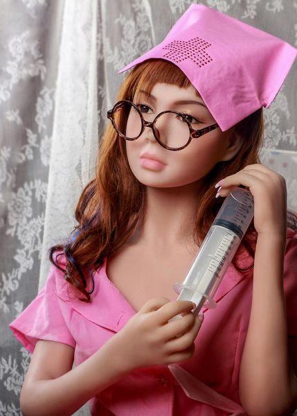 Premium silicone sex doll Bianca
