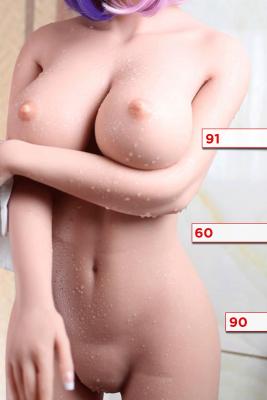 168cm Classic WM Doll with big butt