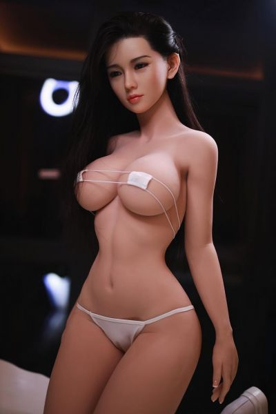 Shila Ultra Premium sex doll with silicone head