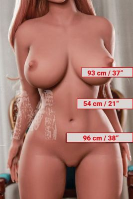156cm / 5ft2 WM Doll with H-Cup