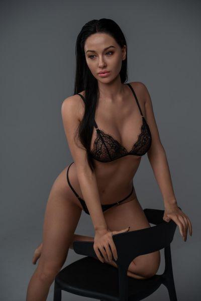 Angelina Ultra Premium Silicone Sex Doll