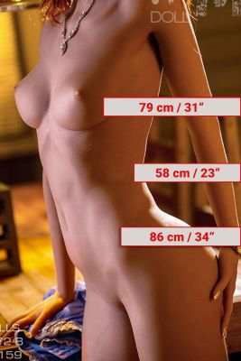 172cm / 5ft7 WM Doll with B-Cup